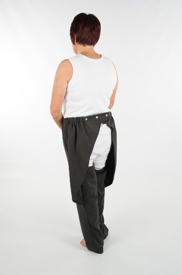 md 50130 pants without back part